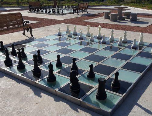 ساخت شطرنج به عنوان المان محیطی